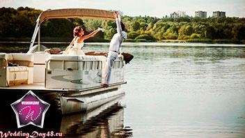 Катеры на свадьбу