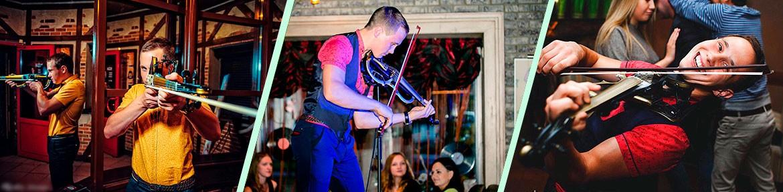 Скрипач на свадьбу в Липецке