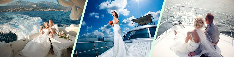 Катеры на свадьбу в Ельце
