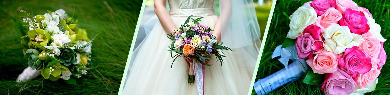 Букет на свадьбу в Липецке