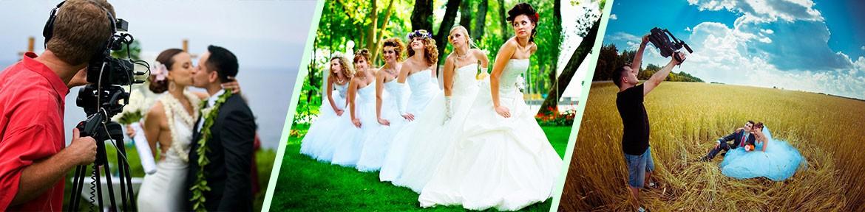 Видеосъемка на свадьбу в Липецке