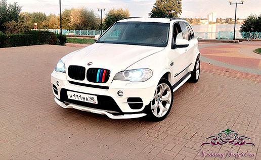 BMW X5 M-tuning