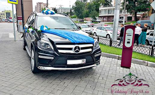 Mercedes-Benz GL350, GL350 AMG