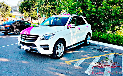 Mercedes-Benz ML350 New