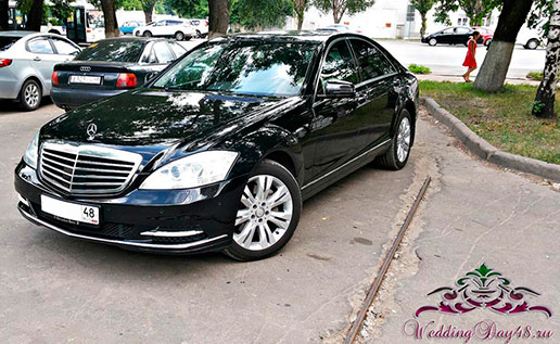 Mercedes-Benz S221 Рестайлинг