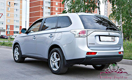 Mitsubishi Outlander New